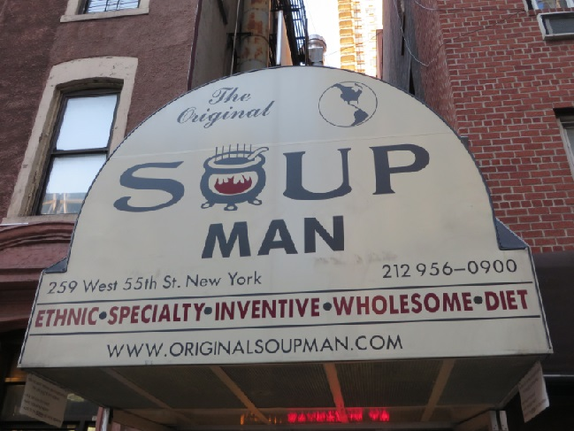 Original Soup Man