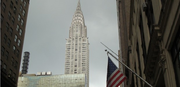 'Like the top of the Chrysler Building' – cue Annie and the orphans. Every time I say the name 'Chrysler Building' the musical Annie goes through my head. Good, bad? […]