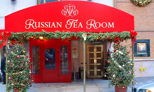 Since being founded by members of the Russian Imperial Ballet in 1927, The Russian Tea Room has been known for both celebrities, fine dining, and its classic Russian decor. Walk […]