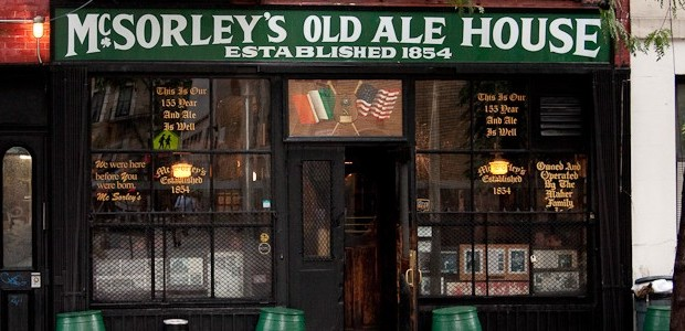 Established in 1854, McSorleys claims to be New York City's oldest continuously operated saloon (do you hear that Ear Inn?). Everyone from Abe Lincoln to John Lennon have passed through […]