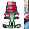 Ever wanted to sit in the chair for The Voice? Now is  your chance. Get your Adam Levine, Cee Lo Green, Christina Aguilera and Blake Shelton on (Usher and Shakira […]