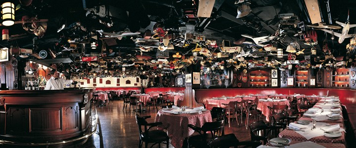 118 21 club and its toys 1000 things to do new york for Best private dining rooms new york city