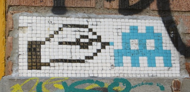 "Walking around New York, you may start to notice that it's been ""Invaded"" — by aliens from the 70s compliments of one of my favourite street artists Invader. It all began […]"