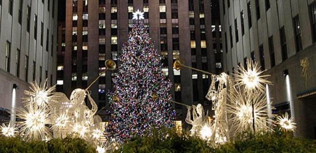 #150: The Rockefeller Christmas Tree