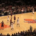 A New York Knicks game has everything. Tall men, beer, hotdogs, cheerleaders, crowd participation and celebrities. Oh yeah, and a bit of basketball. Now I'm not a huge basketball fan, […]