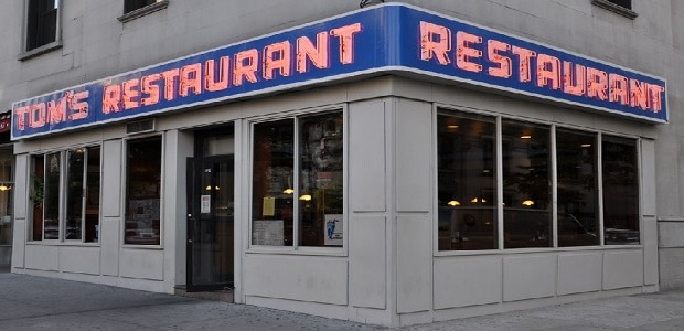 Tom S Restaurant Is One Of New York Most Famous Eateries Immortalized In The Suzanne Vega Song