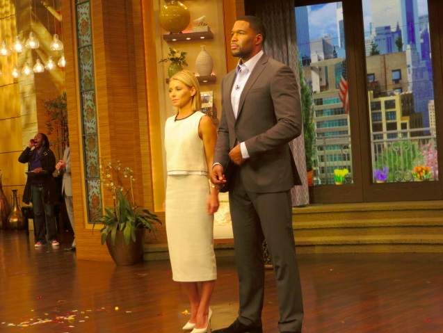 Live Kelly and Michael