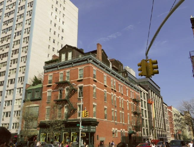 189 East Village Rooftop House 1000 Things To Do New York