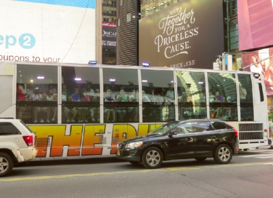 The Ride - Bus