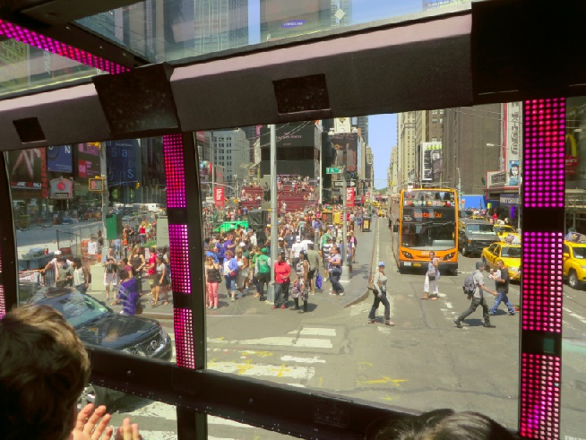 The Ride  - New York City